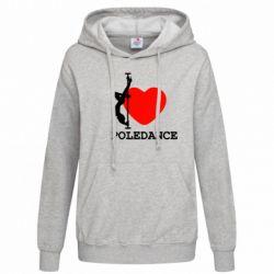 Женская толстовка Love Pole Dance - FatLine