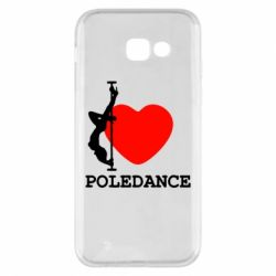 Чохол для Samsung A5 2017 Love Pole Dance