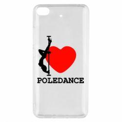Чохол для Xiaomi Mi 5s Love Pole Dance
