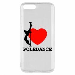 Чохол для Xiaomi Mi6 Love Pole Dance
