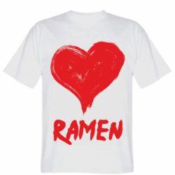 Чоловіча футболка Love ramen