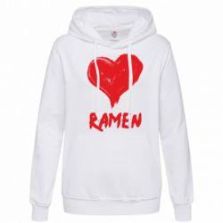 Толстовка жіноча Love ramen