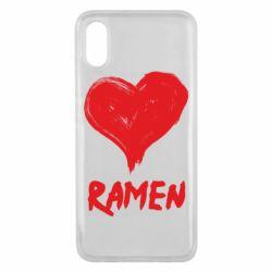 Чохол для Xiaomi Mi8 Pro Love ramen