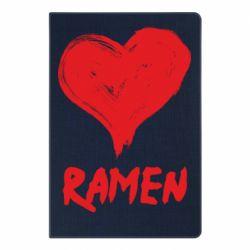 Блокнот А5 Love ramen