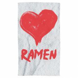 Рушник Love ramen