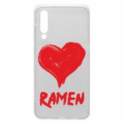 Чохол для Xiaomi Mi9 Love ramen