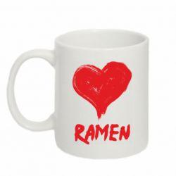 Кружка 320ml Love ramen