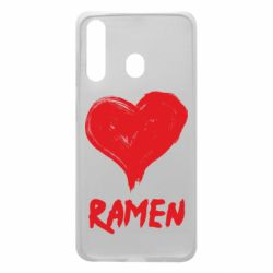 Чохол для Samsung A60 Love ramen