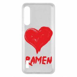 Чохол для Xiaomi Mi A3 Love ramen