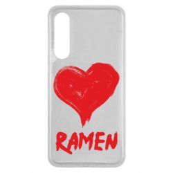 Чохол для Xiaomi Mi9 SE Love ramen