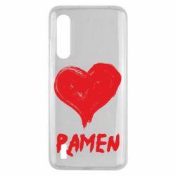 Чохол для Xiaomi Mi9 Lite Love ramen