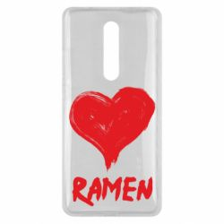 Чохол для Xiaomi Mi9T Love ramen