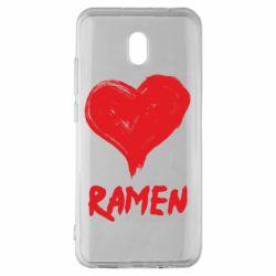 Чехол для Xiaomi Redmi 8A Love ramen