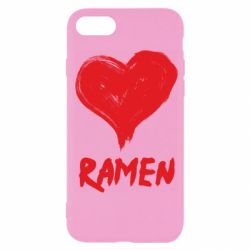 Чохол для iPhone 7 Love ramen