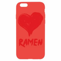Чохол для iPhone 6/6S Love ramen