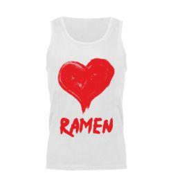 Майка чоловіча Love ramen