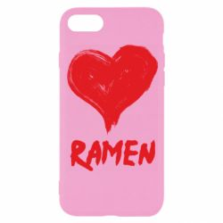 Чохол для iPhone 8 Love ramen