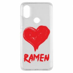 Чохол для Xiaomi Mi A2 Love ramen