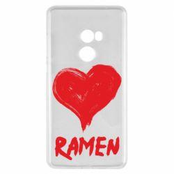 Чохол для Xiaomi Mi Mix 2 Love ramen