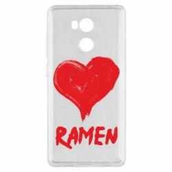 Чехол для Xiaomi Redmi 4 Pro/Prime Love ramen
