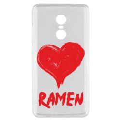 Чохол для Xiaomi Redmi Note 4x Love ramen