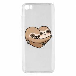 Чехол для Xiaomi Mi5/Mi5 Pro Love sloths