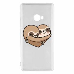Чехол для Xiaomi Mi Note 2 Love sloths