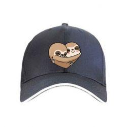 Кепка Love sloths