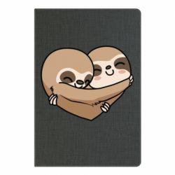 Блокнот А5 Love sloths