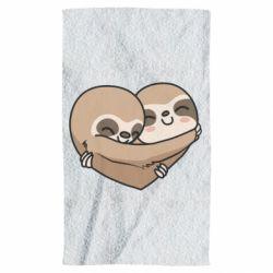 Рушник Love sloths