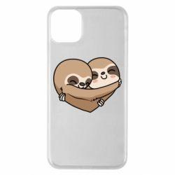 Чохол для iPhone 11 Pro Max Love sloths