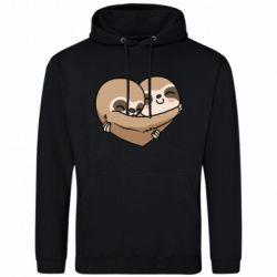 Чоловіча толстовка Love sloths