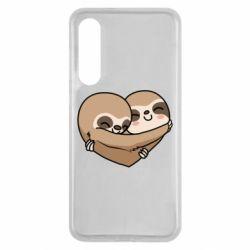 Чехол для Xiaomi Mi9 SE Love sloths