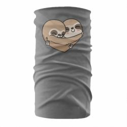 Бандана-труба Love sloths