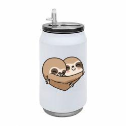 Термобанка 350ml Love sloths
