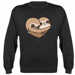 Реглан (світшот) Love sloths