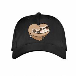 Дитяча кепка Love sloths