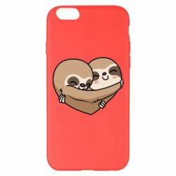 Чохол для iPhone 6 Plus/6S Plus Love sloths