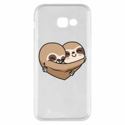 Чохол для Samsung A5 2017 Love sloths