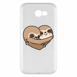 Чохол для Samsung A7 2017 Love sloths