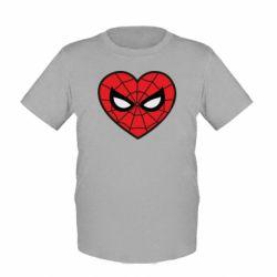 Дитяча футболка Love spider man