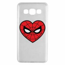 Чохол для Samsung A3 2015 Love spider man