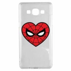Чохол для Samsung A5 2015 Love spider man