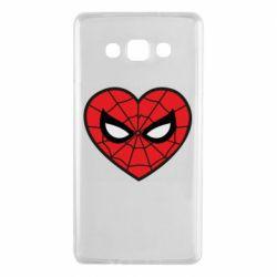 Чохол для Samsung A7 2015 Love spider man