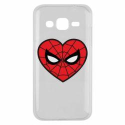 Чохол для Samsung J2 2015 Love spider man