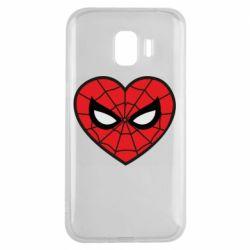 Чохол для Samsung J2 2018 Love spider man
