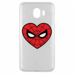 Чохол для Samsung J4 Love spider man