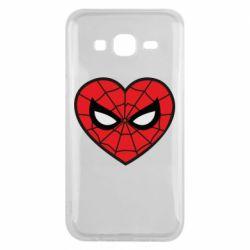 Чохол для Samsung J5 2015 Love spider man