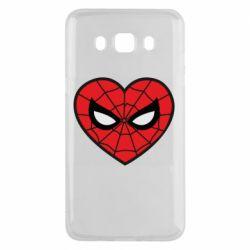 Чохол для Samsung J5 2016 Love spider man