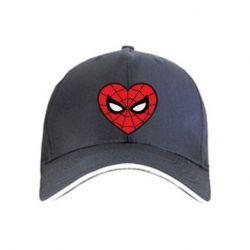 Кепка Love spider man